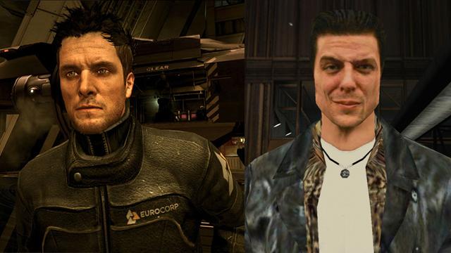 Miles Kilo. Johnny McGrim Dark - or Hi-res Max Payne.
