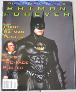 Batman-Forever-Official-Poster-Magazine-featuring-Batman